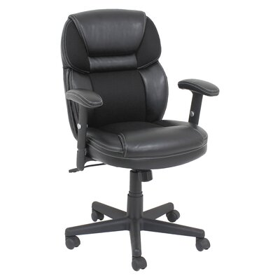 Oif Mid-Back Executive Office Chair with T-Bar Arms