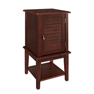 Powell Furniture Shutter End Table