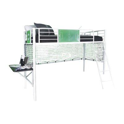 Powell Furniture Goal Keeper Twin Loft Bed