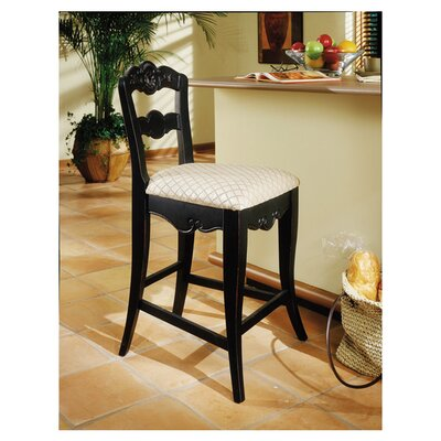 Powell Furniture Hills of Provence Antique Black..