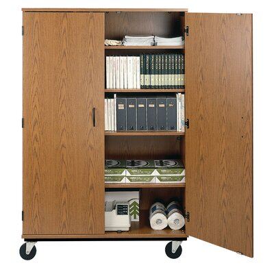 Paragon Furniture 2 Door Storage Cabinet