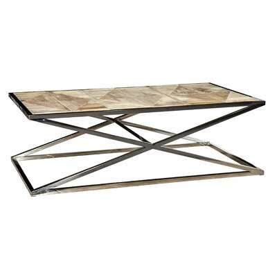 Furniture Classics LTD Cross Coffee Table