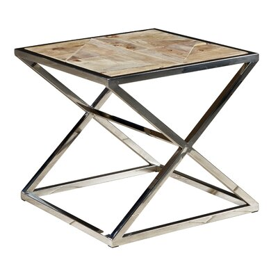 Furniture Classics LTD Cross End Table