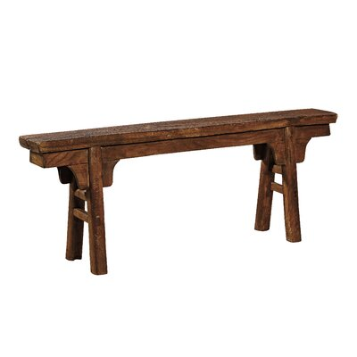 Furniture Classics LTD Peasant Wood Kitchen Bench