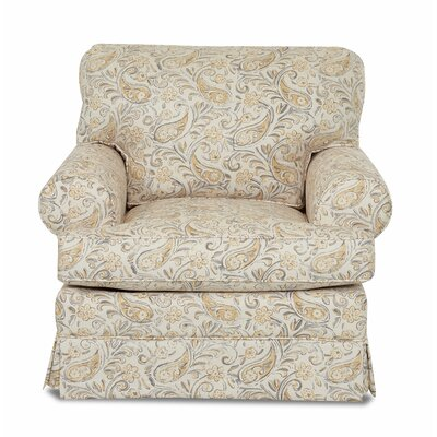 Darby Home Co Camillus Cavalier Swivel Glider