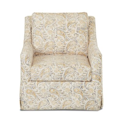 Darby Home Co Dannemora Swivel Rocker Gli..