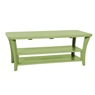 Acacia Home and Garden Cottage Coffee Table