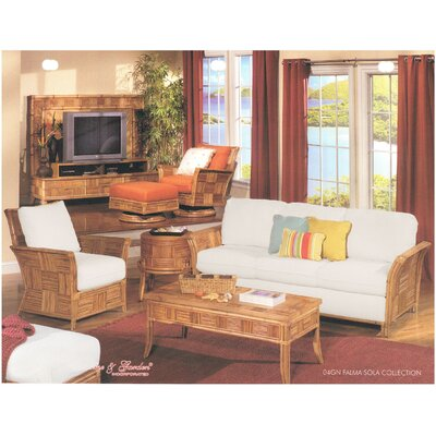 Acacia Home and Garden Palma Living Room Collection