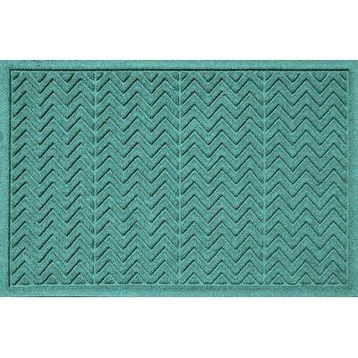 Bungalow Flooring Aqua Shield Chevron Doormat Amp Reviews