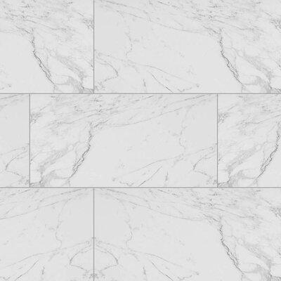 MSI SAMPLE Carrara Porcelain Tile in White Reviews Wayfair