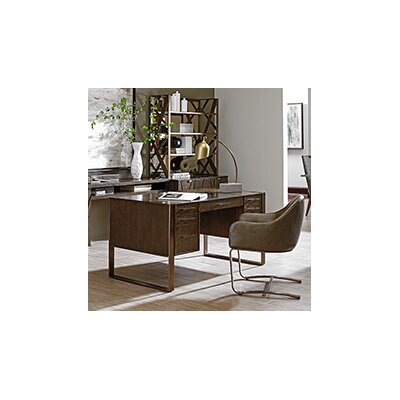 Sligh Cross Effect Structure Desk with Chair