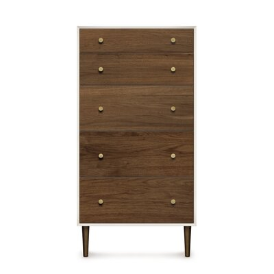 Copeland Furniture Mimo 5 Drawer Dresser