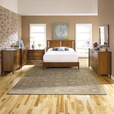Copeland Furniture Dominion Platform Customizable Bedroom Set