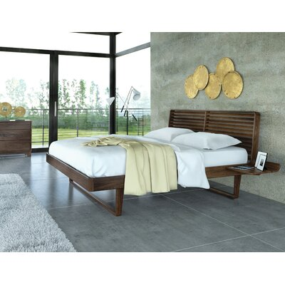 Copeland Furniture Contour Platform Customizable Bedroom Set