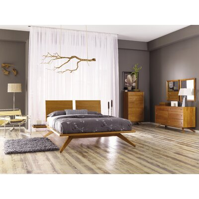 Copeland Furniture Astrid Platform Customizable Bedroom Set