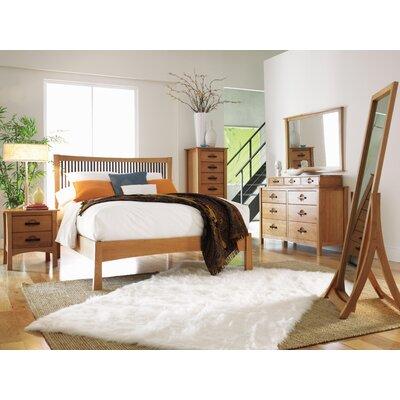 Copeland Furniture Berkeley Panel Customizable Bedroom Set