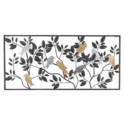 aspire harmony bird wall dcor reviews wayfair - Bird Wall Decor