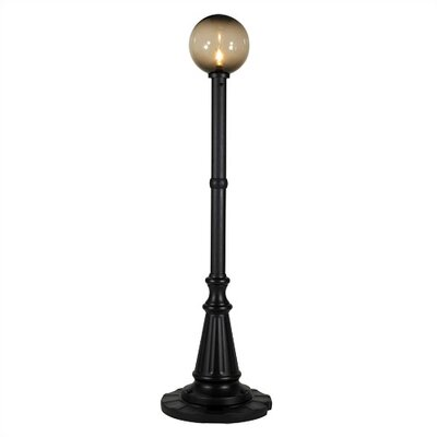 Patio living concepts milano 1 light post light reviews for Outdoor lighting concepts