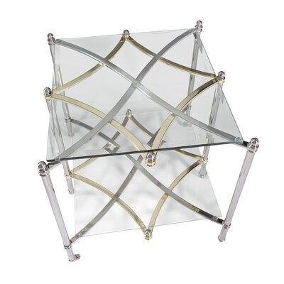 Bassett Mirror Dimensions End Table