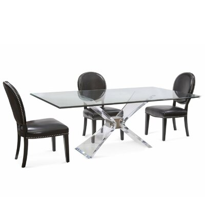 Wade Logan Victor 5 Piece Dining Set