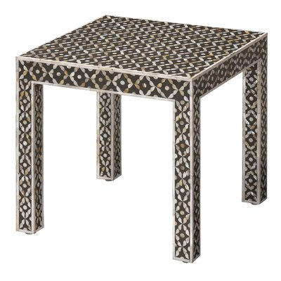 Bungalow Rose Khalil End Table Image