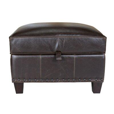 Opulence Home Bradford II Leather Ottoman