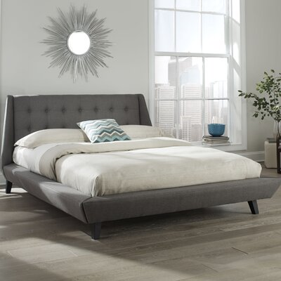 Fashion Bed Group Prelude Upholstered Platform Bed