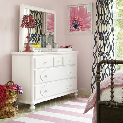 SmartStuff Furniture 4 Drawer Dresser