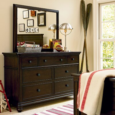 SmartStuff Furniture Paula Deen Kids 7 Drawer Double Dresser