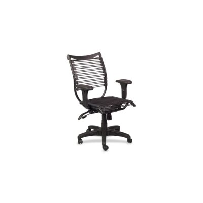 Balt Mid-Back Office Chair with Tractor Seat