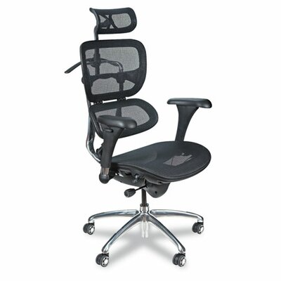 Balt High-Back Mesh Conference Chair with..