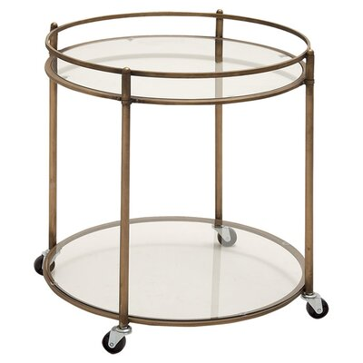 UMA Enterprises Vera Serving Cart