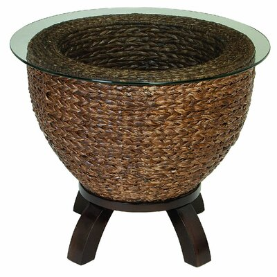 UMA Enterprises Tyler Wicker End Table