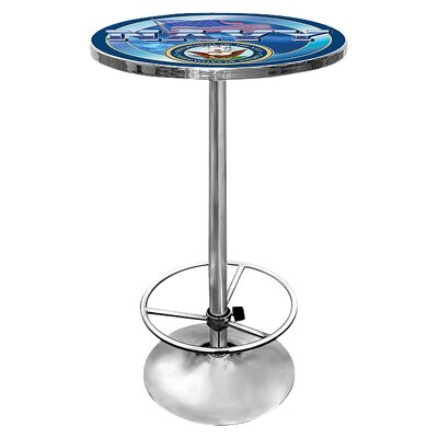 Trademark Global US Pub Table