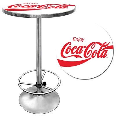 Trademark Global Enjoy Coke Pub Table