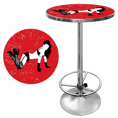 Trademark Global Shadow Babes B Series Pub Table