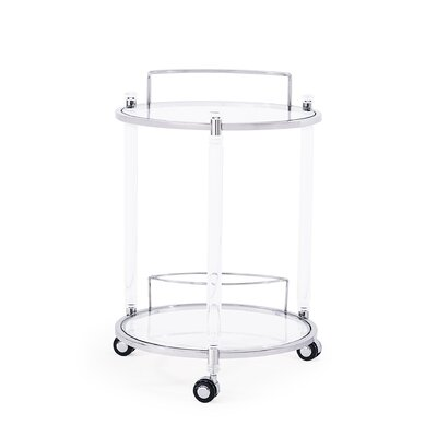 Blink Home Wilcox Serving Cart