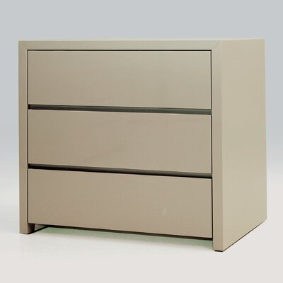 Mobital Blanche 3 Drawer H..