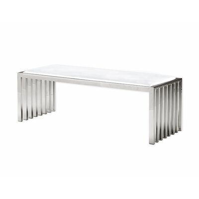 Mobital Kade Stainless Steel Bench