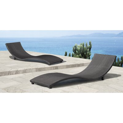 Wade Logan Crafton Chaise Lounge