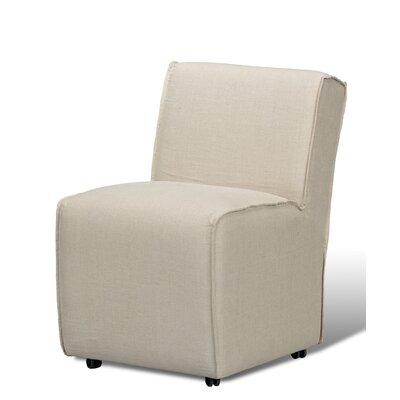 Sarreid Ltd Roller Birk Slipper chair (Se..