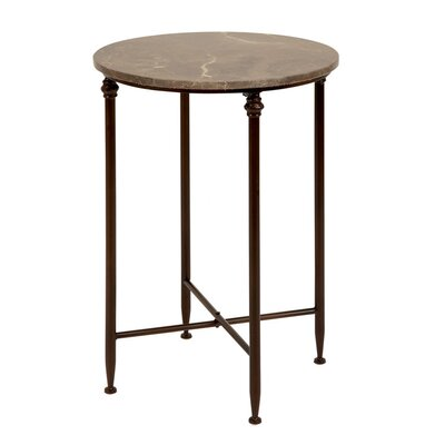 Woodland Imports Colin End Table Image