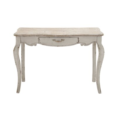 Woodland Imports Simple Console Table