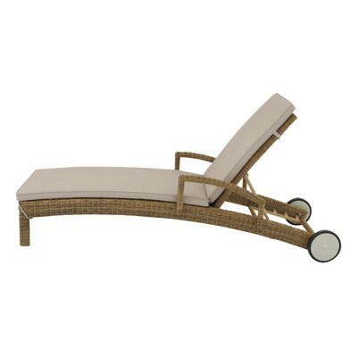 Woodland Imports Rural Chaise Lounge