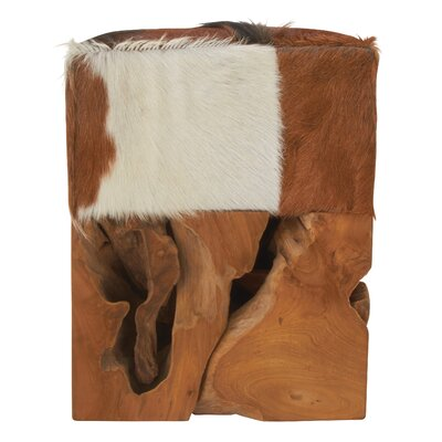Woodland Imports Foot Stool