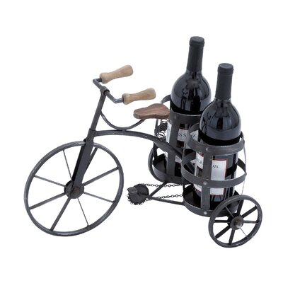 Trent Austin Design Denell 2 Bottle Tabletop Wine Rack