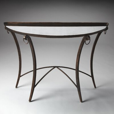 Rosalind Wheeler Mccready Console Table