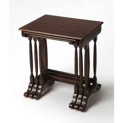 Rosalind Wheeler Masterson 3 Piece Nesting Tables