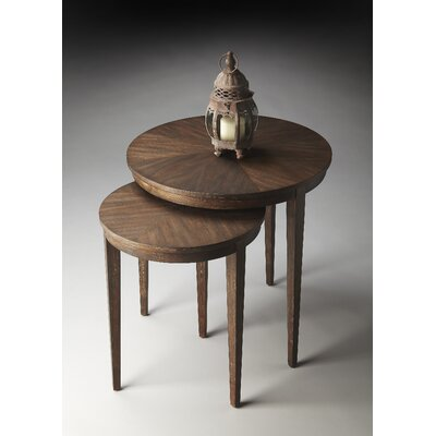 Butler Loft 2 Piece Nesting Tables