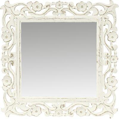 fetco home decor heppner mirror & reviews | wayfair